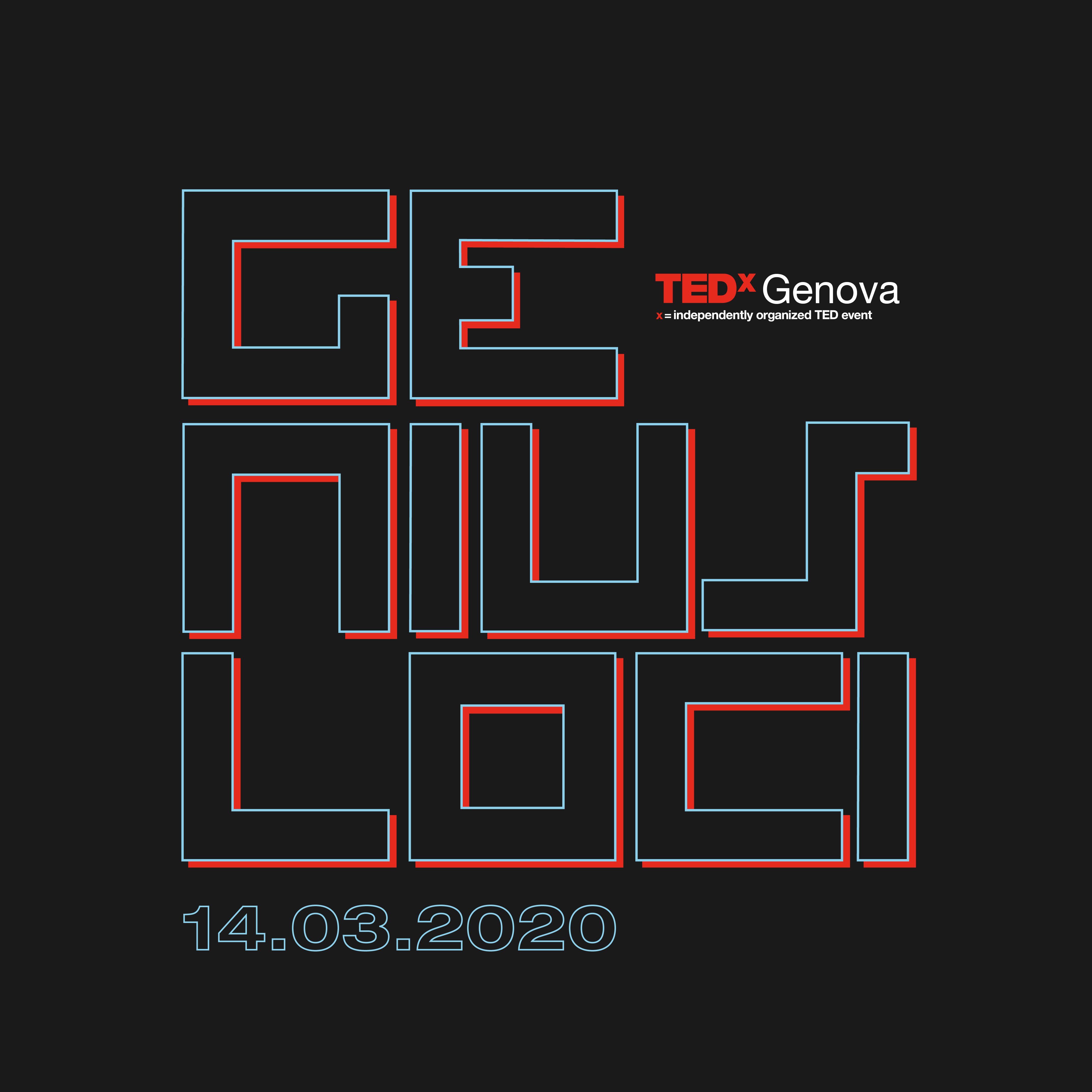 TEDxGenova 2020 - Genius Loci